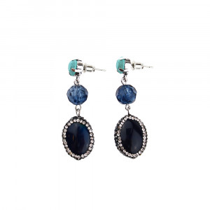 Etro accessories Earring Jewel Button