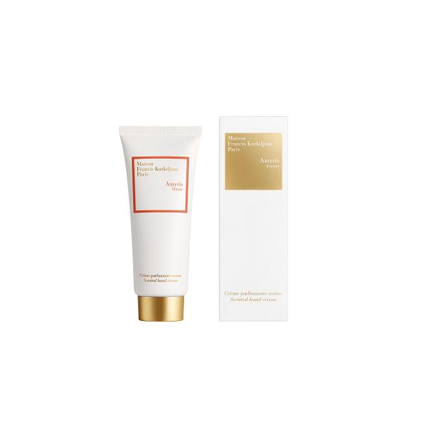 Amyris scented hand Cream