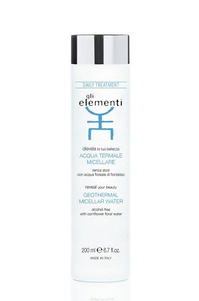 Gli Elementi - Геотермальная мицеллярная вода Geothermal micellar water 01054GE