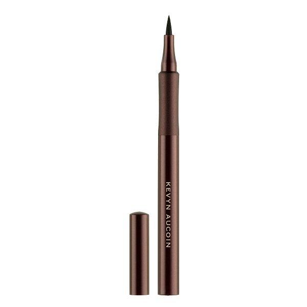 Kevyn Aucoin - Жидкая подводка для глаз The Precision Liquid Liner Basic Black 27101