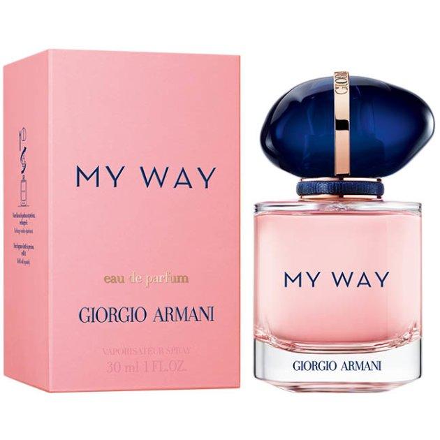 GIORGIO ARMANI - Apă de parfum MY WAY LB402300-COMB