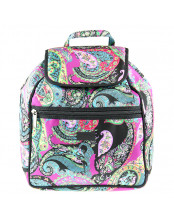 Backpack with Front Zipper